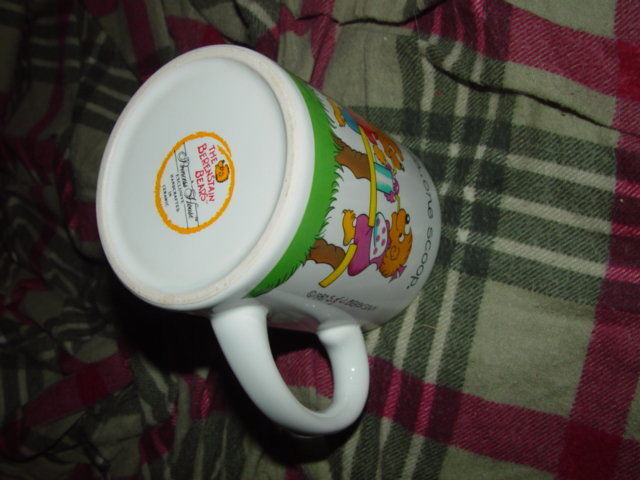 1987 BerenStain Bear Cup A Princess House image 8