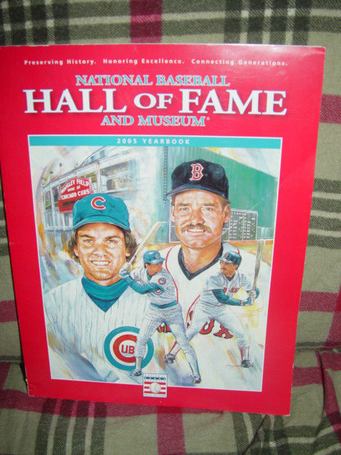 National Baseball Hall of Fame And Museum 2005 Yearbook