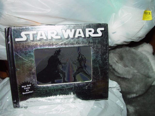 Star Wars 11 Iconic Scenes from a Galaxy Far Far Away A Scanimation Book