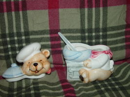 HomeTrends Chef Bear Sugar And Creamer image 5
