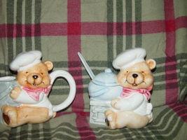 HomeTrends Chef Bear Sugar And Creamer image 8