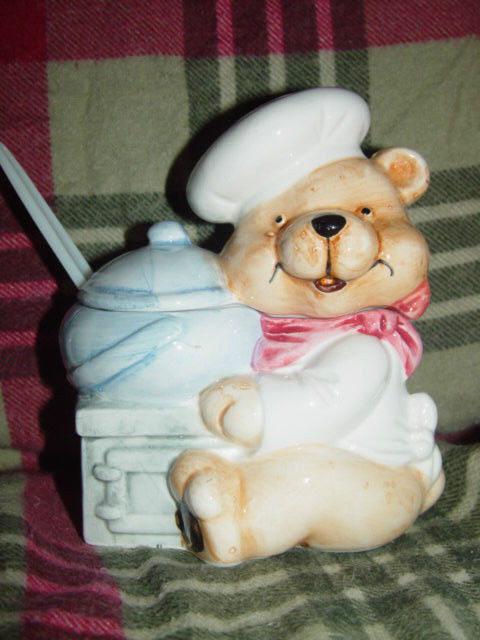 HomeTrends Chef Bear Sugar And Creamer image 7