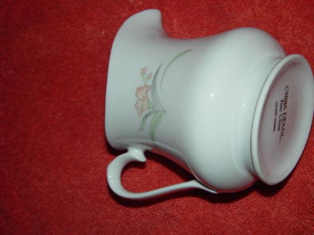 China Pearl Liling China Creamer Pitcher image 4