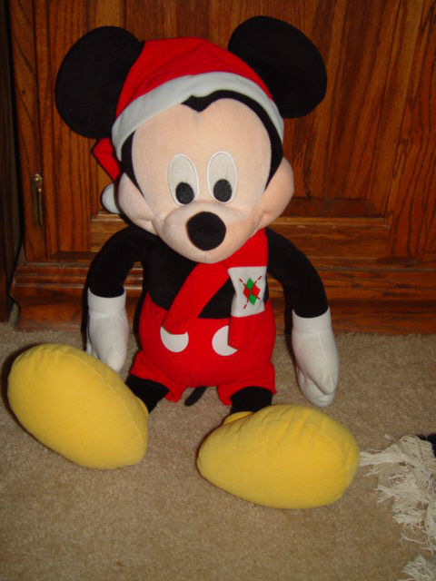 Disney Mickey Mouse 23' Tall image 7