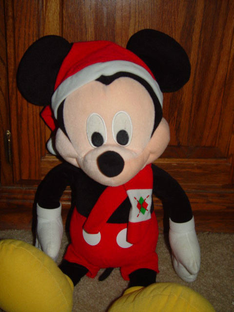 Disney Mickey Mouse 23' Tall image 6