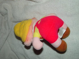 "Walt Disney's Pinocchio Stuff Doll 6 1/2"" Tall image 4"