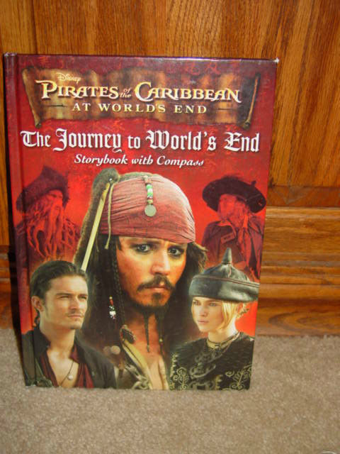 Disneys Pirates Of The Caribbean At World's End image 4