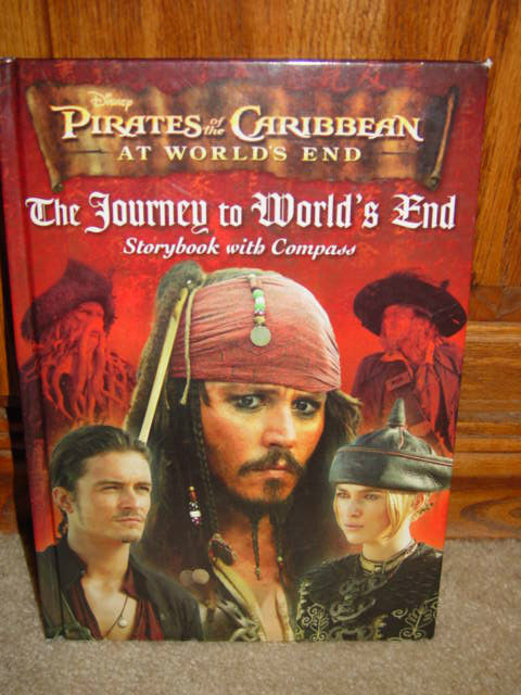 Disneys Pirates Of The Caribbean At World's End
