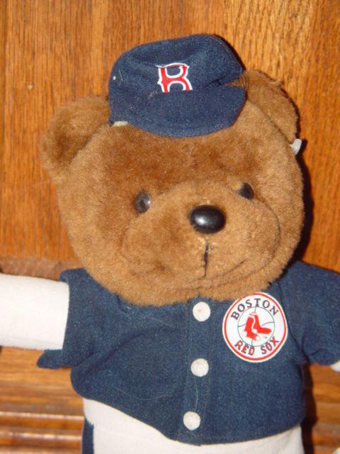 "2003 Boston Red Sox stuffed Bear 12""Tall image 2"