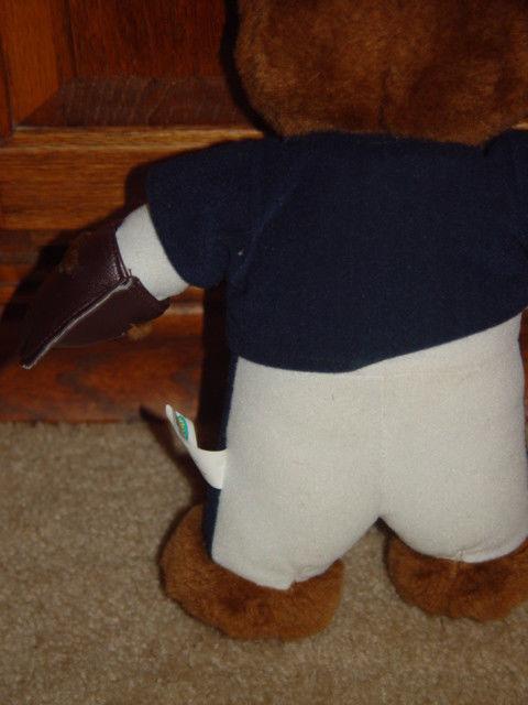 "2003 Boston Red Sox stuffed Bear 12""Tall image 4"