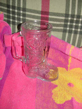 Boots Randolph  Clear Glass Boot image 4