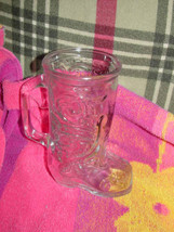Boots Randolph  Clear Glass Boot image 3