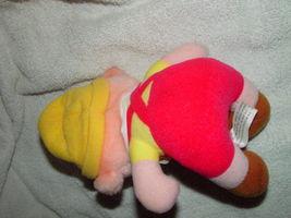 "Walt Disney's Pinocchio Stuff Doll 6 1/2"" Tall image 5"