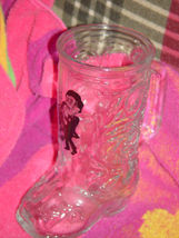 Boots Randolph  Clear Glass Boot image 6
