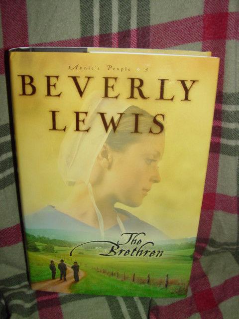 The Brethren Annie's People # 3 By Beverly Lewis