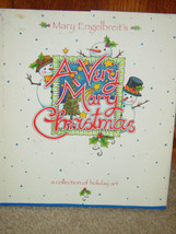 A Very Mary Christmas by Mary Engelbreit 1999 A Collection of Holiday Art image 3