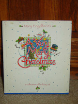 A Very Mary Christmas by Mary Engelbreit 1999 A Collection of Holiday Art image 1