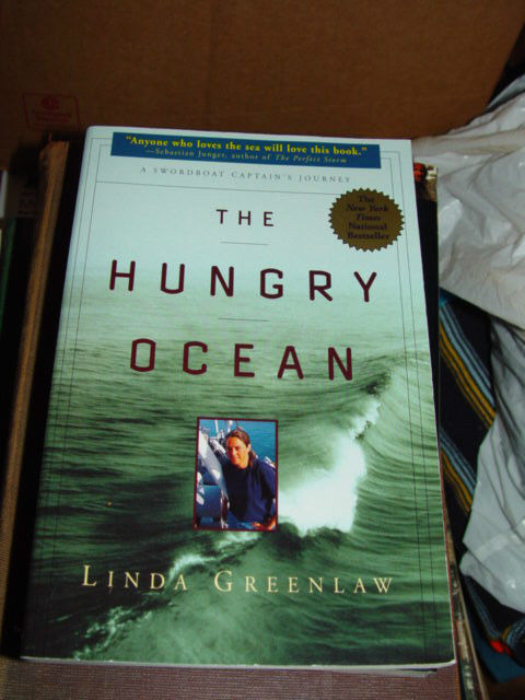 The Hungry Ocean by Linda Greenlaw image 2
