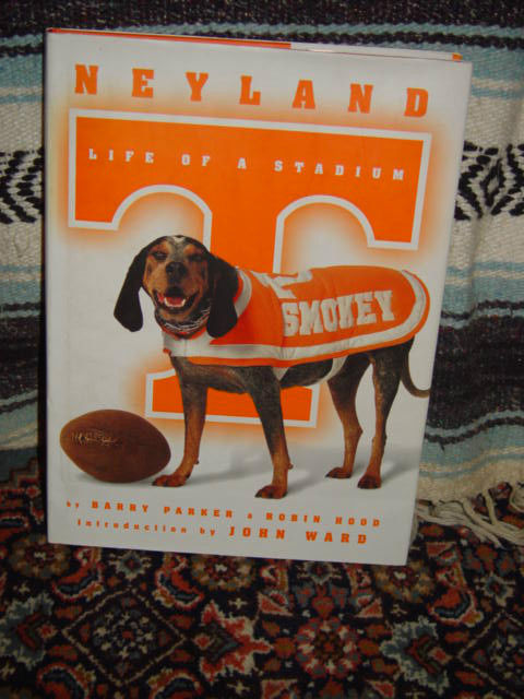 Neyland Life of a Stadium by Barry Parker (2000, Hardcover) image 5