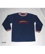 Bum Equipment Blue Size 10-12 Sweatshirt - $6.99