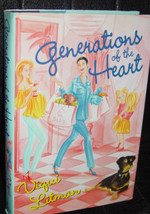 Generations of the Heart by Viqui Litman 2002, Hardcover image 1