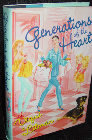 Generations of the Heart by Viqui Litman 2002, Hardcover image 2