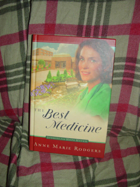 The Best Medicine Guideposts  Anne Marie Rodgers By Hope Haven image 2