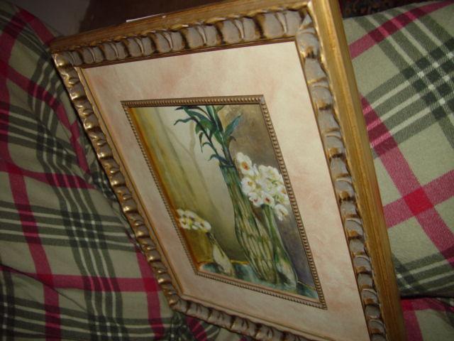 Jennifer Hollack Genuine Wood Product Floral Still l From JoAnn image 3