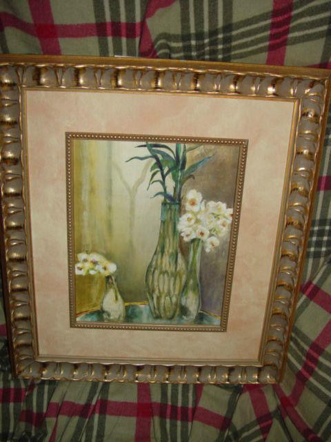 Jennifer Hollack Genuine Wood Product Floral Still l From JoAnn
