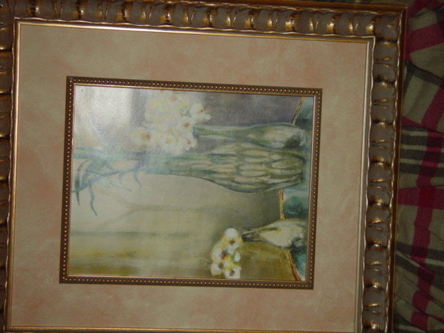 Jennifer Hollack Genuine Wood Product Floral Still l From JoAnn image 5
