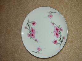 Diamond China Cherry Blossom Japan Bread Side Plate image 3