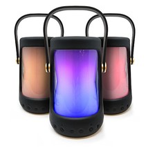 iHome iBT91 Splashproof Color Changing Rechargeable Bluetooth Lantern Sp... - $98.85 CAD