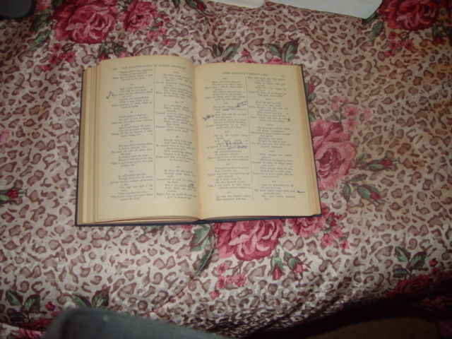 The Shorter Poems of Robert Browning  1934 2nd Printing image 4