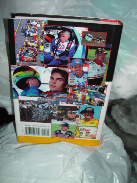 Wide Open Days and Nights on the Nascar Tour by Shaun Assael 1998, Hardcover image 3