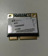 V000320320 Genuine Toshiba C55Dt-A5307 Laptop Half Wireless Card WW704E1... - $7.94