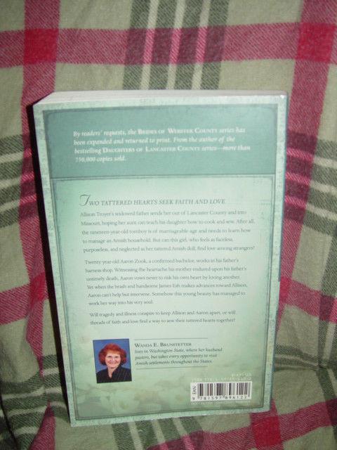 Allison's Journey  Wanda & Brunstetter Book # 4  by Wanda E. Brunstetter image 3