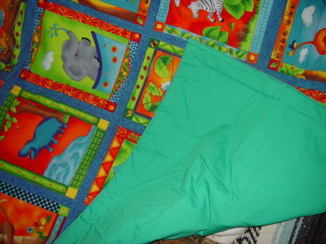 Baby - Kids Blanket With Animal  Print image 3