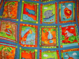 Baby - Kids Blanket With Animal  Print image 2