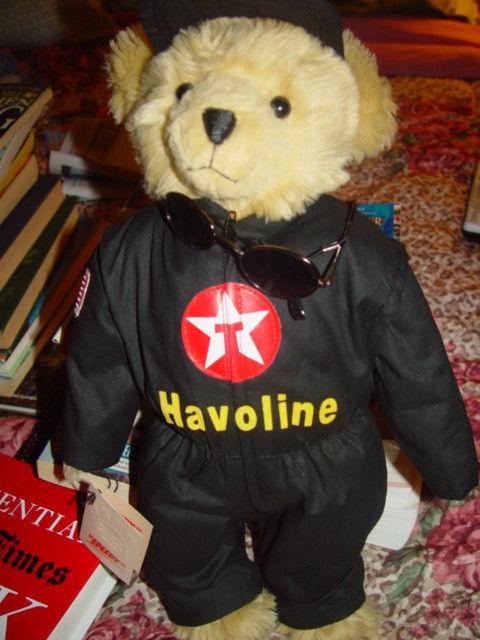Speedy Texaco Havoline Racing Bear 4th Edition 2000 The Bear Box
