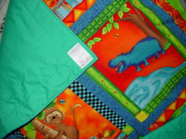 Baby - Kids Blanket With Animal  Print image 4