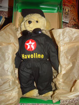 Speedy Texaco Havoline Racing Bear 4th Edition 2000 The Bear Box image 5
