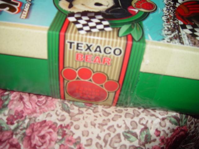 Speedy Texaco Havoline Racing Bear 4th Edition 2000 The Bear Box image 6