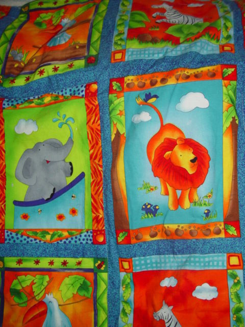 Baby - Kids Blanket With Animal  Print image 8