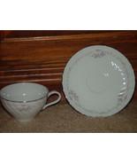 Genuine Porcelain China Gold Standard Made in Japan Cup & Sacuer Set Sli... - $12.00