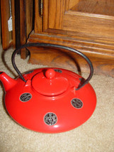 Japanese Chinese Oriental Asian Teapot and Teacups Set image 2