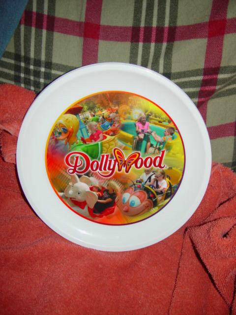 Dolly Pardon DollyWood Plastic Souvenir Plate image 4