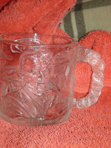 McDonald's Batman Forever Two Face 1995 Glass Cup/Mug image 4