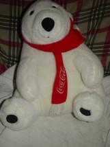 1993 Coca Cola Coke Polar Bear image 2