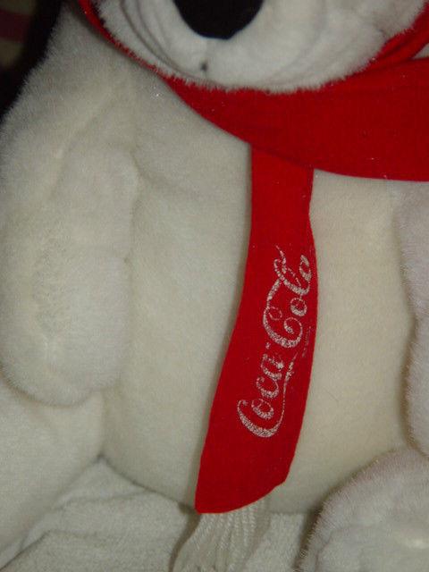 1993 Coca Cola Coke Polar Bear image 3