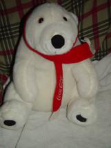 1993 Coca Cola Coke Polar Bear image 1